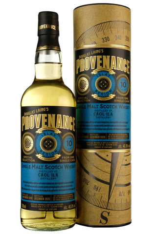 Caol Ila 2010-2020 | 10 Year Old | Provenance Cask DL14552