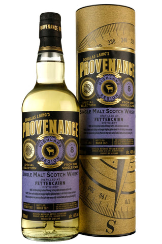 Fettercairn 2012-2021 | 8 Year Old | Provenance Cask DL14663