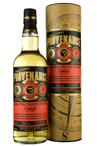 Tamdhu 2012-2021 | 8 Year Old | Provenance Cask DL14665