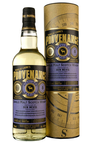 Ben Nevis 2012-2021 | 8 Year Old | Provenance Cask DL14658