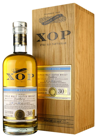 Bunnahabhain 1990-2020 | 30 Year Old XOP Cask DL14565