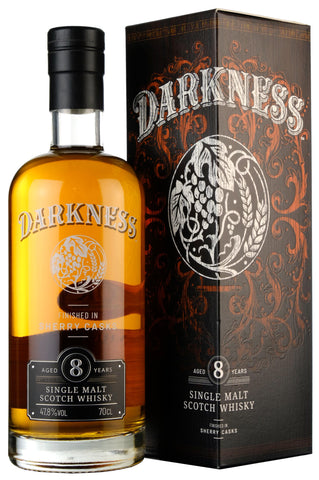 Darkness 8 Year Old Sherry Finish
