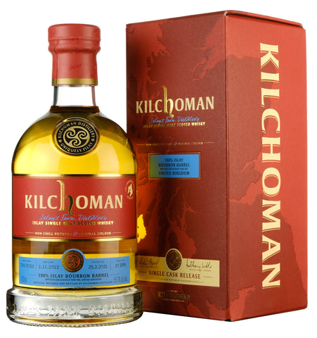 Kilchoman 2012-2021 | 8 Year Old Comparison Series Cask 719/2012