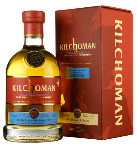 Kilchoman 2012-2021 | 8 Year Old Comparison Series Cask 726/2012