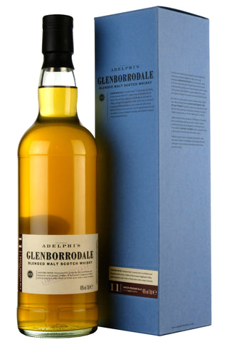 Adelphi Glenborrodale 11 Year Old | Batch 8