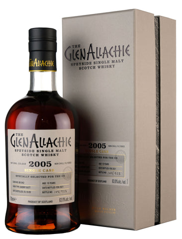 Glenallachie 2005-2021 | 15 Year Old Single Cask 901042