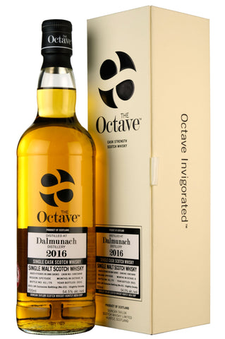 Dalmunach 2016-2021 | 4 Year Old | Duncan Taylor Octave Cask 10825848