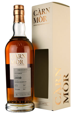 Williamson (Laphroaig) 2010-2021 | 10 Year Old | Carn Mor Strictly Limited