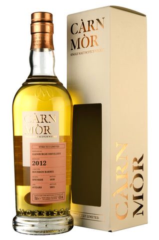 Glenburgie 2012-2021 | 8 Year Old | Carn Mor Strictly Limited
