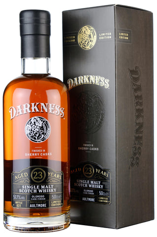 Aultmore 23 Year Old | Darkness