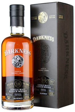 Balmenach 18 Year Old | Darkness