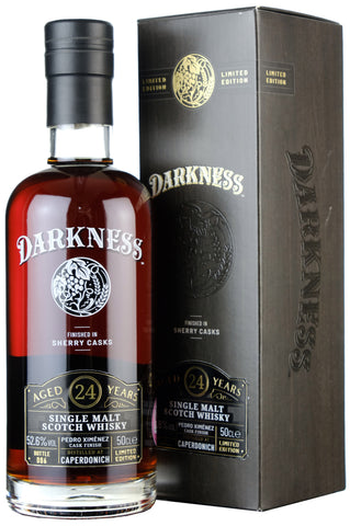 Caperdonich 24 Year Old | Darkness