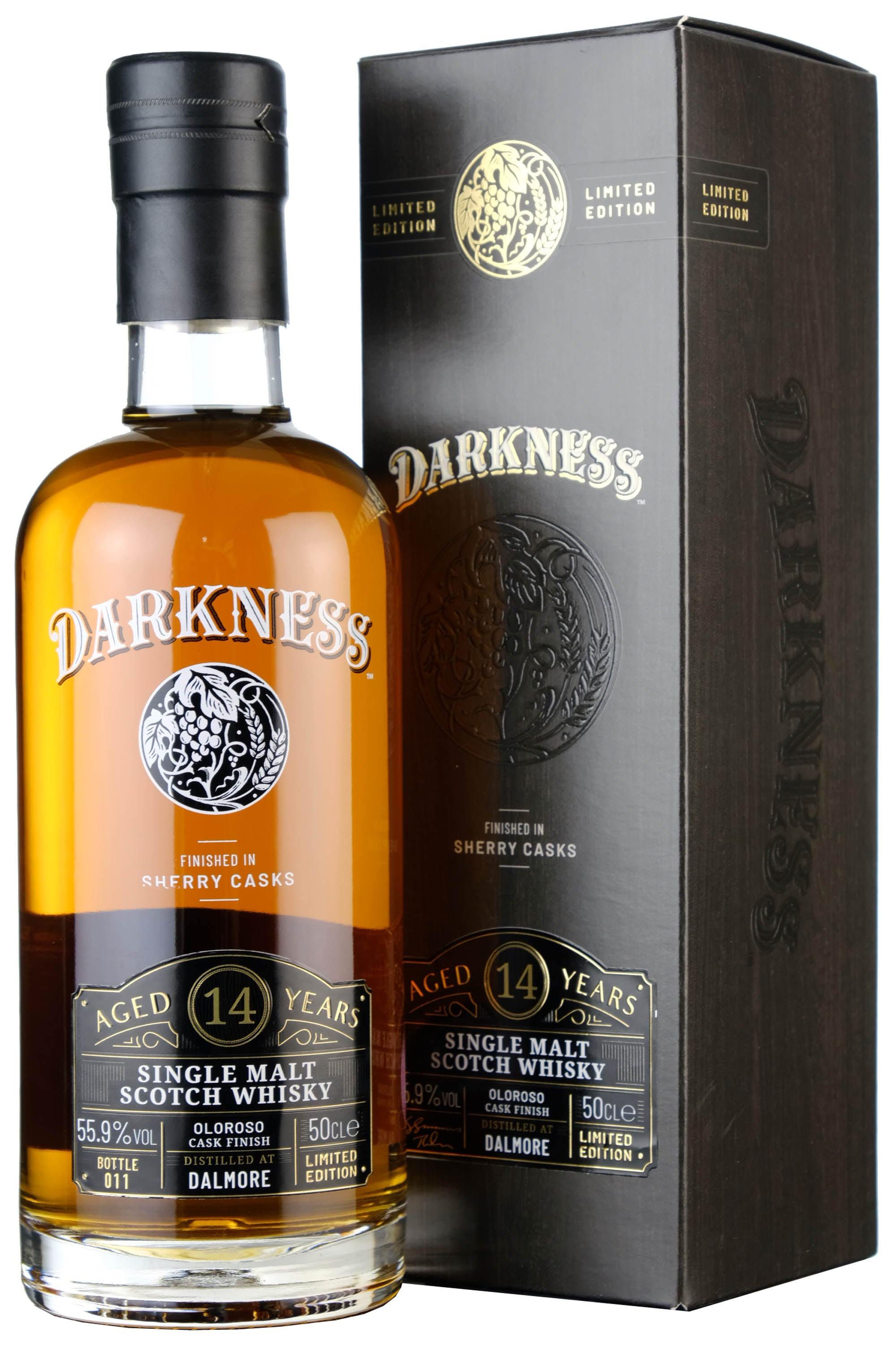 Dalmore 14 Year Old | Darkness