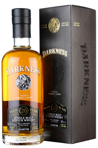 Deanston 20 Year Old | Darkness