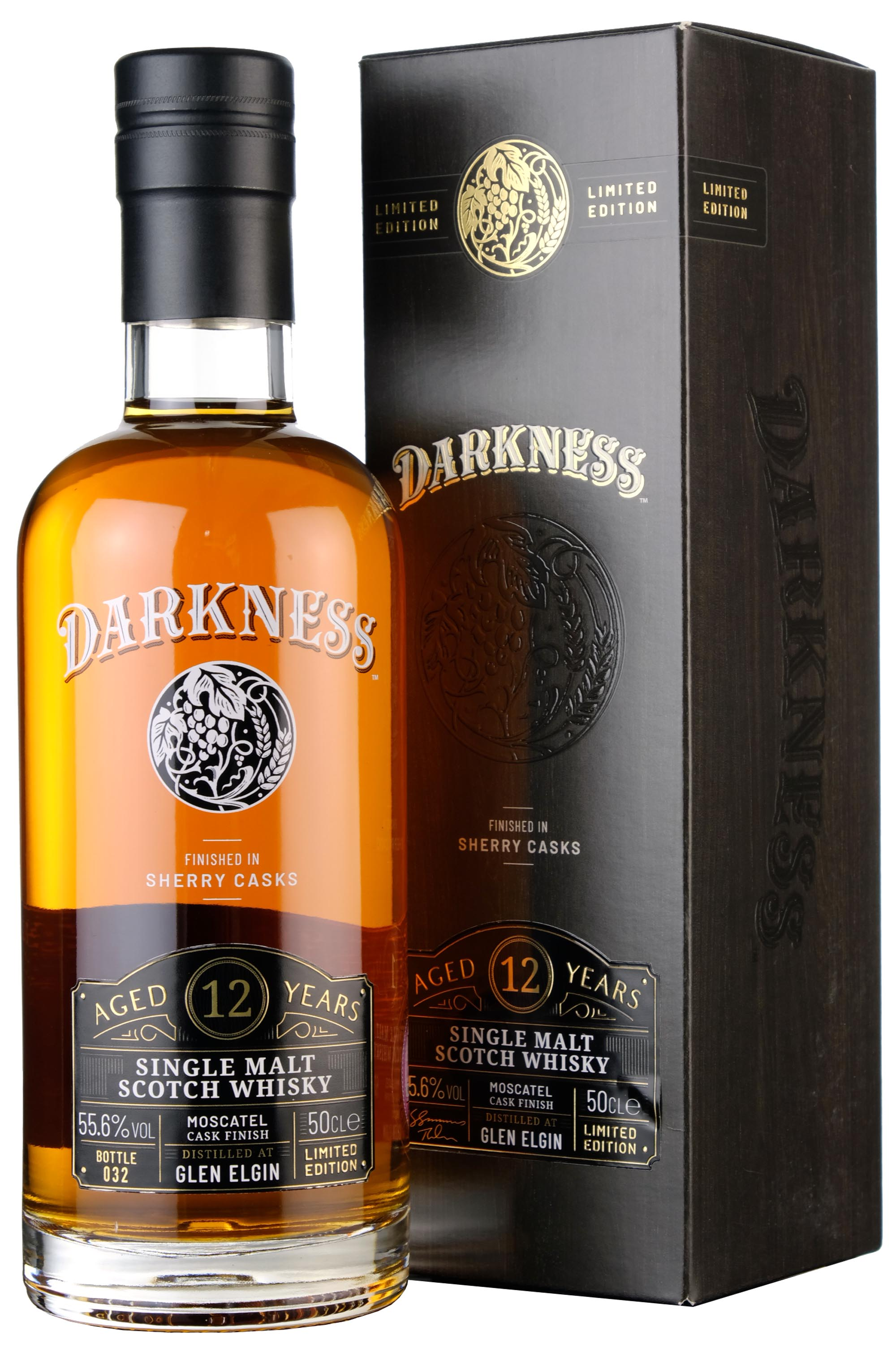 Glen Elgin 12 Year Old | Darkness