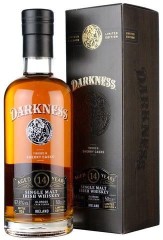 Irish Single Malt 14 Year Old | Darkness