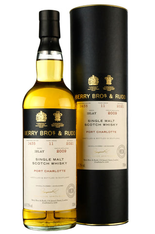 Port Charlotte 2009-2021 | 11 Year Old Berry Bros Cask 1435