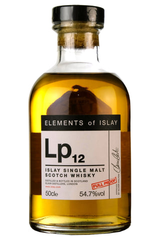 Elements Of Islay | LP12 Full Proof