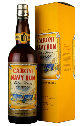 Caroni 18 Year Old Rum | 100th Anniversary