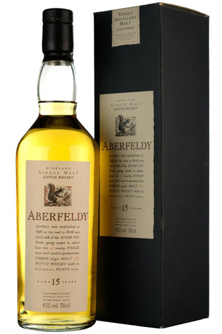 Aberfeldy 15 Year Old | Flora & Fauna Series