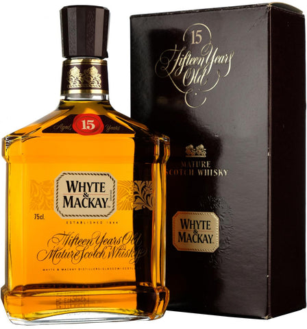 whyte mackay blended scotch whisky.