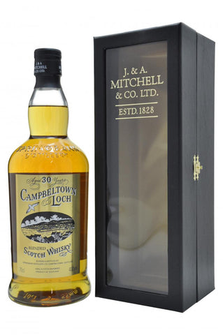 campbeltown blended scotch whisky.