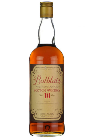 balblair 10 year old, highland single malt scotch whisky, whiskey