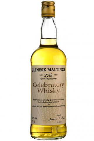 glen esk distilled 1969 bottled 1993 maltings 25th anniversary 24 year old highland single malt scotch whisky whiskey