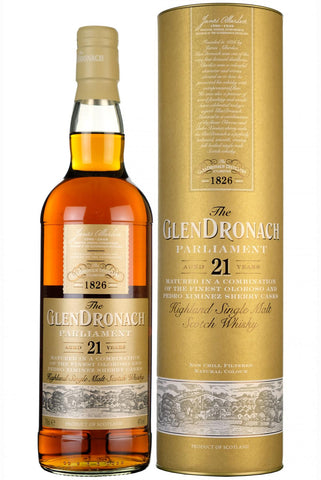 glendronach, 21, year, old, speyside, single, malt, scotch, whisky, whiskey