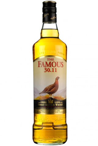 the famous grouse 30.11, blended scotch whisky
