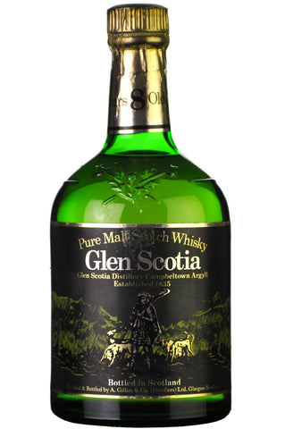 glen scotia 8 year old 1990s, campbeltown single malt scotch whisky
