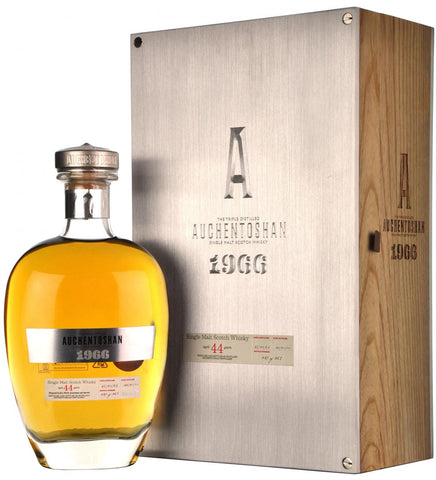 auchentoshan 1966, lowland single malt scotch whisky whiskey