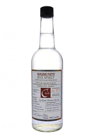 wasmunds rye spirit refill for barrel kit, copper fox distillery single malt scotch whisky whiskey