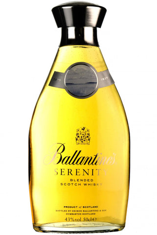 ballantines serenity part of the sensations range, blended scotch whisky