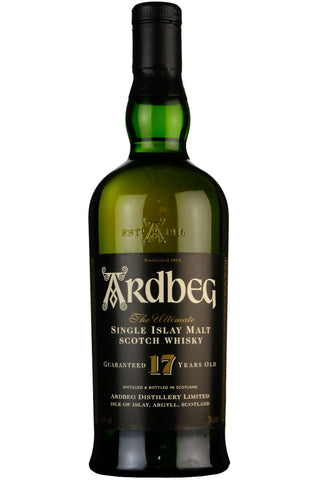 ardbeg 17 year old, islay single malt scotch whisky