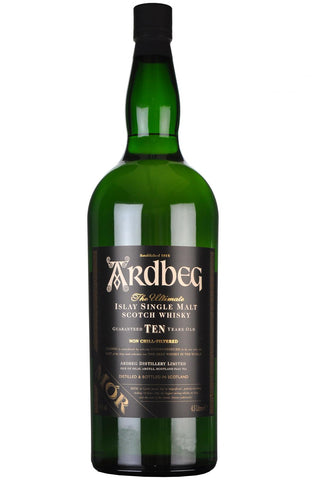 ardbeg mor second release, islay single malt scotch whisky