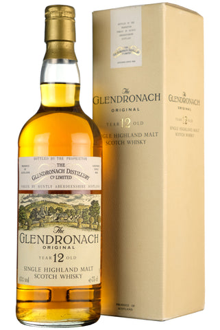 Glendronach 12 Year Old Original Circa 1990