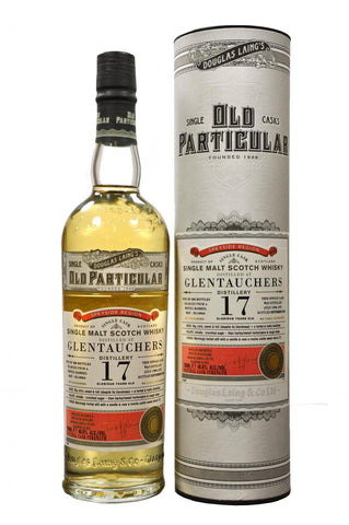 glentauchers 1996, 17 year old, douglas laing old particular DL10064, single cask single malt scotch whisky