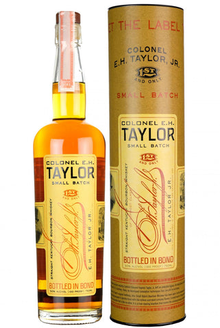 E.H. taylor small batch, kentucky straight bourbon whiskey