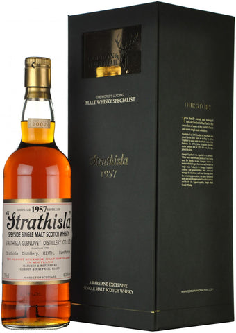 strathisla 1957-2007, gordon & macphail, speyside single malt scotch whisky