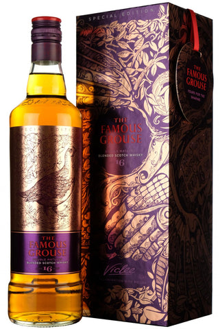 famous grouse 16 year old, vic lee, blended scotch whisky
