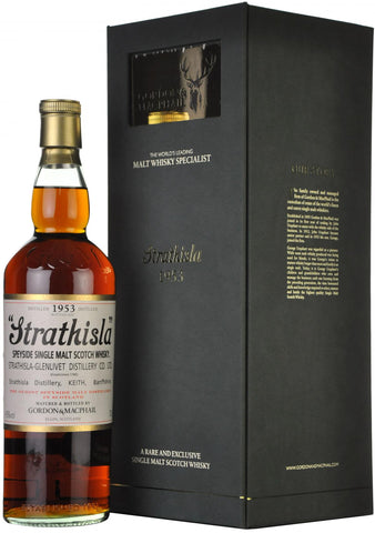 Strathisla 1953-2012, gordon & macphail, speyside single malt scotch whisky