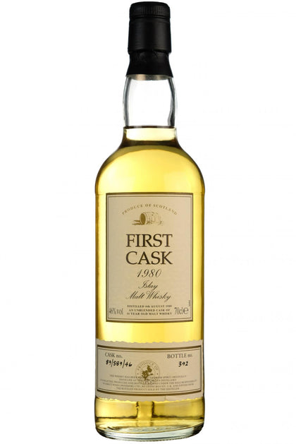 Port Ellen 1980-1997, 16 year old, first cask 89/589/46, single malt scotch whisky