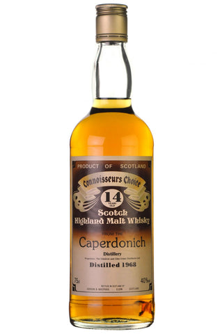 caperdonich 1968 14 year old connoisseurs choice by gordon and macphail