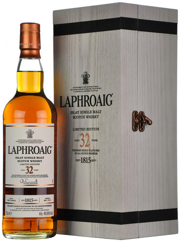 Laphroaig 32 Year Old | Bicentenary 2015