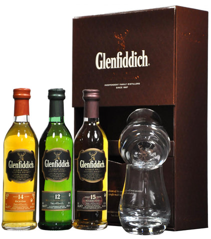 Glenfiddich The Family Distillers Collection