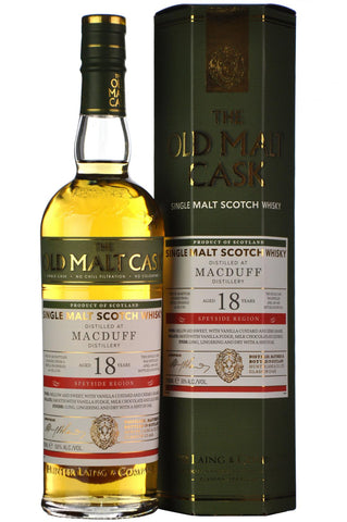 macduff 1997 2015 18 year old malt cask by hunter laing