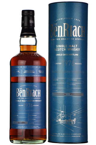 benriach 1976, 39 year old, single cask 5462, batch 13,
