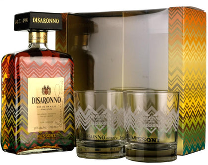 Disaronno Limited Edition Glass Pack