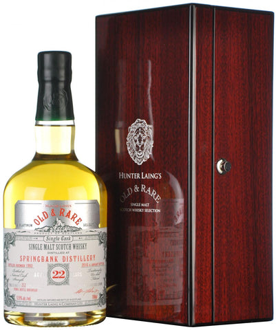 Springbank 1993-2016 | 22 Year Old | Old & Rare Platinum Selection